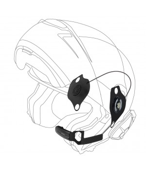 Interphone Pro Sound Audio Kit - Schuberth