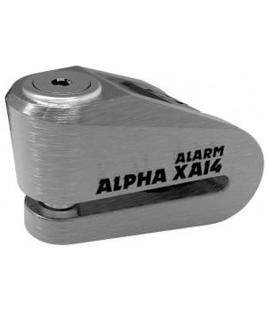 Alpha XA14 Alarm Stainless