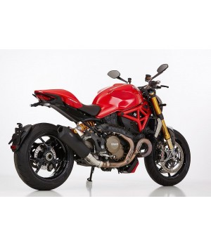 Shark Exhaust System DSX-10 Ducati EG/BE