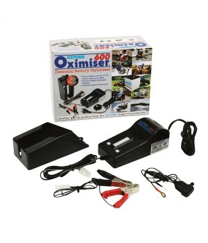 Oxford Oximiser 600 Battery Care