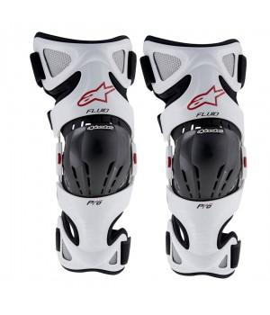 Alpinestars Fluid Pro X-Blend Knee Guard Set