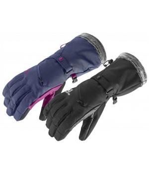 Перчатки лыжные Salomon Tactile W Lady